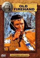 Winnetou und sein Freund Old Firehand - Czech Movie Cover (xs thumbnail)