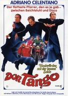 Qua la mano - German Movie Poster (xs thumbnail)
