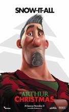 Arthur Christmas - Movie Poster (xs thumbnail)