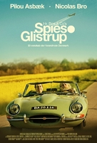 Spies & Glistrup - Danish Movie Poster (xs thumbnail)
