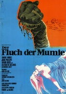 The Mummy's Shroud - German Movie Poster (xs thumbnail)