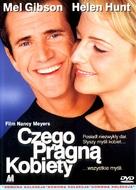 What Women Want - Polish Movie Cover (xs thumbnail)