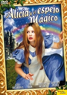 Alice Through the Looking Glass - Spanish DVD movie cover (xs thumbnail)