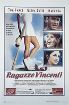A League of Their Own - Italian Theatrical poster (xs thumbnail)