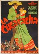 La Cucaracha - Danish Movie Poster (xs thumbnail)