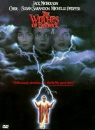 The Witches of Eastwick - DVD cover (xs thumbnail)