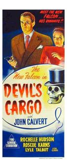 Devil's Cargo - Australian Movie Poster (xs thumbnail)