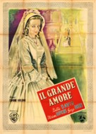 The Old Maid - Italian Movie Poster (xs thumbnail)