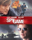 Spy Game - DVD cover (xs thumbnail)