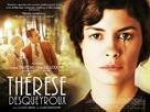 Thérèse Desqueyroux - British Movie Poster (xs thumbnail)
