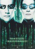 The Matrix Reloaded - Spanish Teaser movie poster (xs thumbnail)