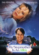 My Stepmother Is an Alien - DVD cover (xs thumbnail)