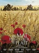 En mai, fais ce qu'il te plaît - French Movie Poster (xs thumbnail)