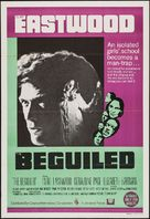 The Beguiled - Australian Movie Poster (xs thumbnail)