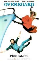 Overboard - Czech DVD cover (xs thumbnail)