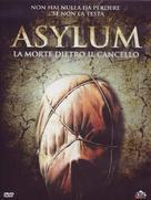 Asylum - Italian DVD cover (xs thumbnail)