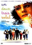 Un, deux, trois, soleil - French DVD cover (xs thumbnail)