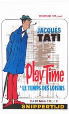 Play Time - Belgian Movie Poster (xs thumbnail)