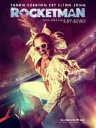Rocketman - French Movie Poster (xs thumbnail)