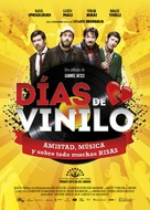 Días de vinilo - Spanish Movie Poster (xs thumbnail)