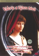 Valerie a týden divu - Czech DVD movie cover (xs thumbnail)