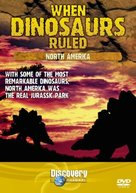 """""""When Dinosaurs Ruled"""" - British DVD movie cover (xs thumbnail)"""