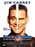 Me, Myself & Irene - French Movie Poster (xs thumbnail)