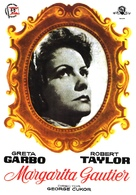Camille - Spanish Movie Poster (xs thumbnail)