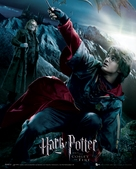 Harry Potter and the Goblet of Fire - British Movie Poster (xs thumbnail)