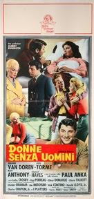 Girls Town - Italian Movie Poster (xs thumbnail)