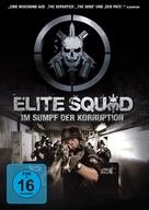 Tropa de Elite 2 - O Inimigo Agora É Outro - German DVD cover (xs thumbnail)