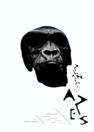 Planet of the Apes - Homage movie poster (xs thumbnail)