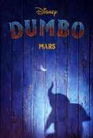 Dumbo - Canadian Movie Poster (xs thumbnail)