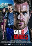 Son of a Gun - Turkish Movie Poster (xs thumbnail)