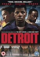 Detroit - British DVD movie cover (xs thumbnail)