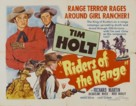 Riders of the Range - Movie Poster (xs thumbnail)