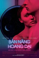 Voyagers - Vietnamese Movie Poster (xs thumbnail)