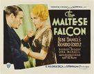 The Maltese Falcon - poster (xs thumbnail)