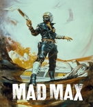 Mad Max - German Blu-Ray movie cover (xs thumbnail)