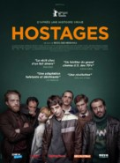 Hostages - French Movie Poster (xs thumbnail)