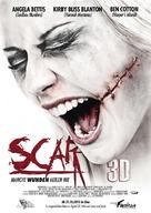 Scar - German Movie Poster (xs thumbnail)