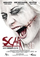 Scar - German Movie Poster (xs thumbnail)