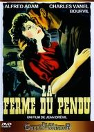 La ferme du pendu - French Movie Cover (xs thumbnail)