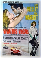 Viva Las Vegas - Italian Movie Poster (xs thumbnail)