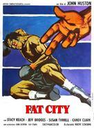 Fat City - Italian Movie Poster (xs thumbnail)