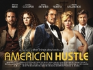 American Hustle - British Movie Poster (xs thumbnail)