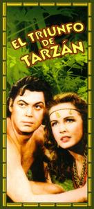 Tarzan Triumphs - Spanish Movie Cover (xs thumbnail)