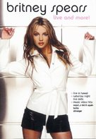 Britney Spears Live and More! - DVD movie cover (xs thumbnail)