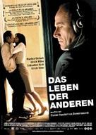 Das Leben der Anderen - Dutch Movie Poster (xs thumbnail)