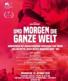 Und morgen die ganze Welt - German Movie Poster (xs thumbnail)
